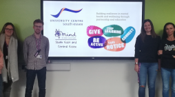 University Centre South Essex stands out with mental health support