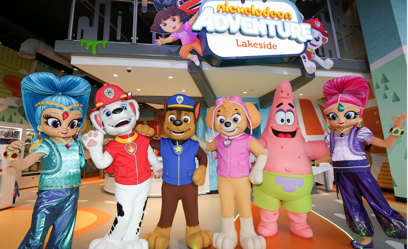 Nickelodeon Adventure At Intu Lakeside Has Now Opened Your Thurrock