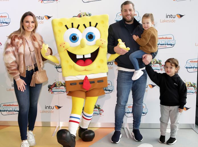 Nickelodeon Adventure at intu Lakeside has now opened