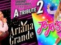 Tribute to Ariana Grande and JoJo Siwa at the Thameside Theatre.