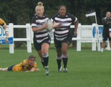 Rugby: T-Birds more than adequate in victory against Harrogate
