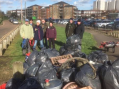 Grays Beachcombers appointments with litter