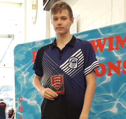 Essex Swimming Championships: Thurrock finish in Bronze medal position