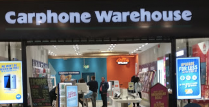 Jobs fears in Thurrock as Carphone Warehouse is set to close all its stores