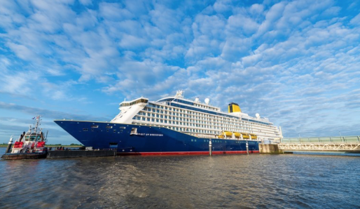 Travel firm in talks with the government to use cruise ships as floating hospitals