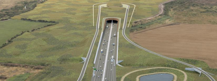 Coronavirus: Lower Thames Crossing consultation extended by a week