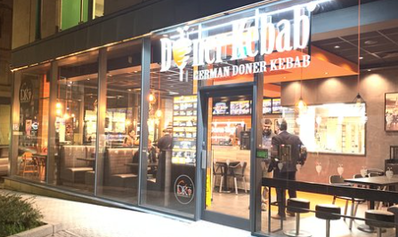 German Doner Kebab in West Thurrock continues to be open for business