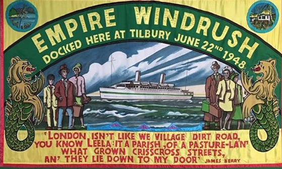 "Tory Thurrock Council ""acknowledges"" Empire Windrush Anniversary"