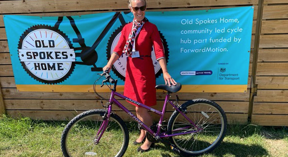 The Big Bike Revival – Hardie Cycle Hub offers free servicing for keyworkers