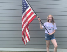 Teenage Racing Driver Emily's season gets back on track