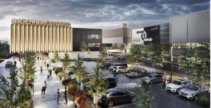 Film studios in Purfleet plan: No lights, no cameras, no action?………
