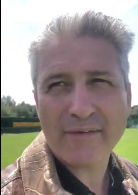 Businessman Alfie Best takes on East Thurrock United