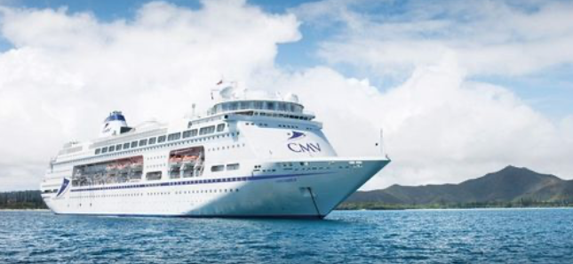 Purfleet-based cruise ship firm CMV shuts down due to coronavirus pandemic