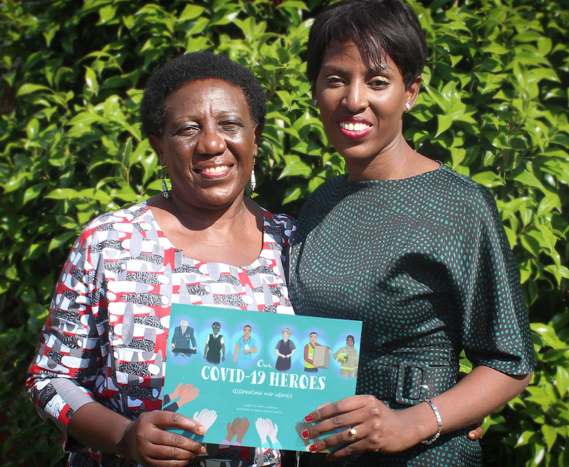 Mother and daughter produce book to support NHS mental health charities