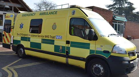 Licence delays preventing new starters entering ambulance service front line