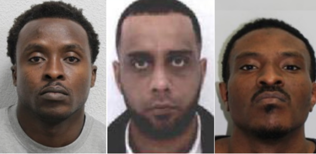 Three men wanted as part of murder investigation into Thurrock man
