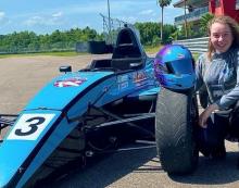 Motor Sport: Consistency Key for Linscott in Louisiana