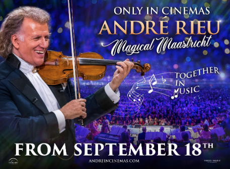 Vue Thurrock: Andre Rieu and Magical Maastricht