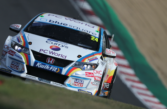 MB Motorsport accelerated by Blue Square enjoy strong start at Brands Hatch GP