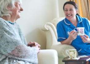 Bluebird Care: Looking After Thurrock