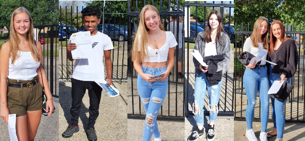 GCSE Results: Covid did not lockdown success for St Clere's students