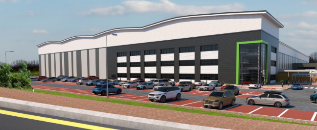 Approval granted for Purfleet warehouse