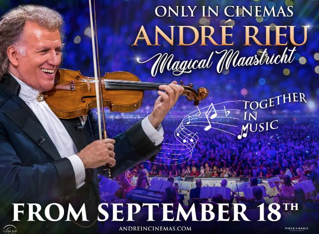 Vue Thurrock: Magical Maastricht with Andre Rieu