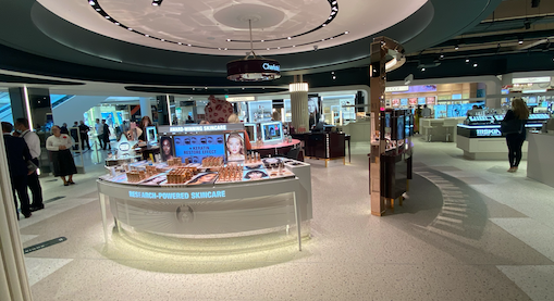 intu Lakeside welcomes Harrods first stand-alone beauty store, H beauty