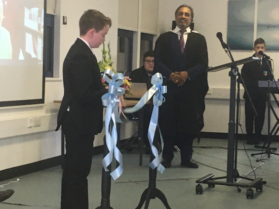 Baroness Smith opens new school in Thurrock