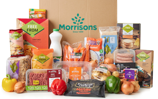 Morrisons unveils new home delivery measures to feed the nation