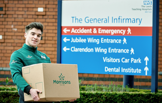 Morrisons extends 10% discount for NHS Heroes