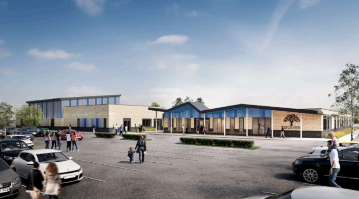 Treetops school in Grays expected to have new sports hall and classrooms approved