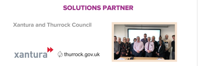 Thurrock Council wins award for debt collecting system