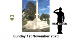 Purfleet-on-Thames Remembrance Day