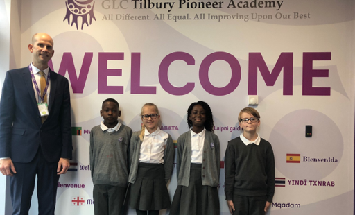Finally! A New Building For Tilbury Pioneer Academy