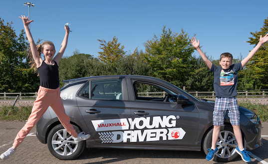 Thurrock teens get a road safety boost with 16,000 Young Driver lessons delivered at Lakeside