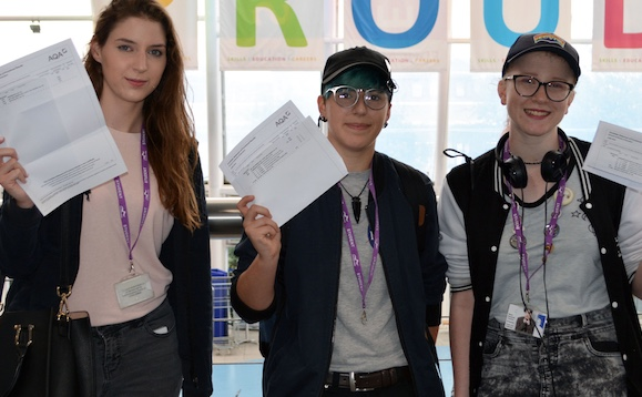A-Level success for South Essex College students