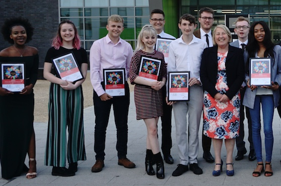 South Essex College celebrate student success at annual awards ceremony.