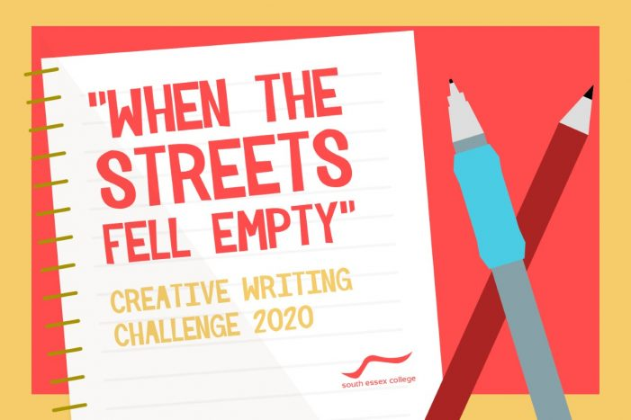 South Essex College launches creative writing challenge