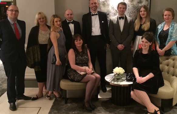 South Essex College marketing team nominated for top award