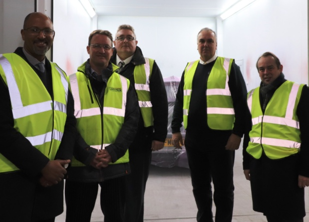Thurrock businesses awarded £10K to become more energy efficient.