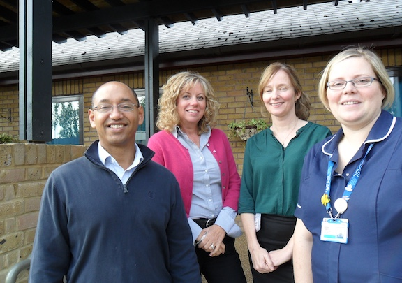 St Luke's Hospice nominated for award
