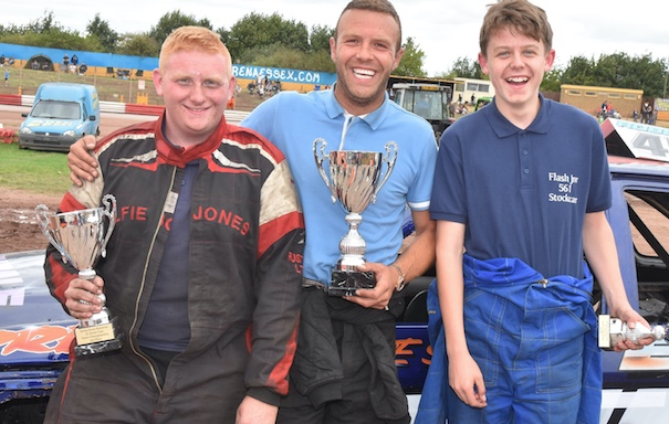Arena Essex: Nathan wins last ever Stock Car Essex Champs