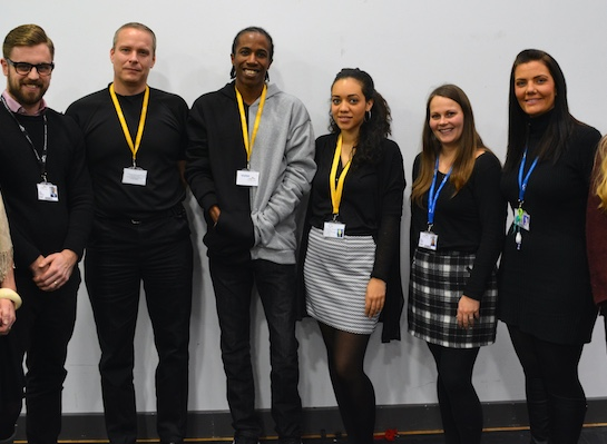 Former gang member gives eye-opening talk to South Essex College students