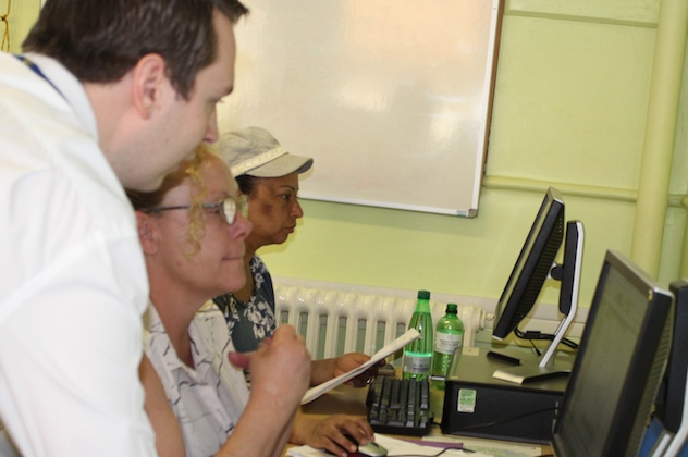 Get on-line at Thurrock Adult Community College