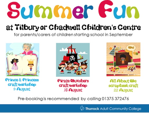 Discover free crafty fun at Children's Centres this summer