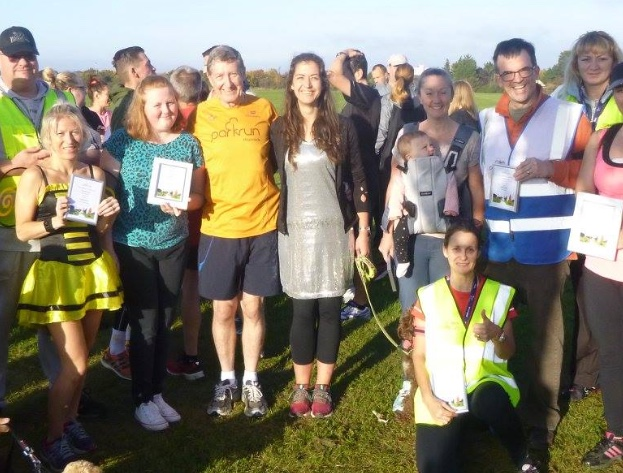 Thurrock parkrun celebrates second birthday