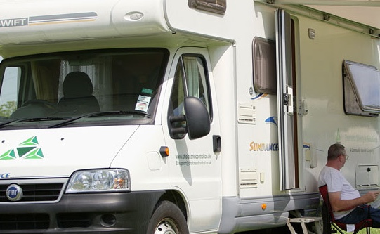 Heartless thieves steal holiday motorhome for people with learning needs