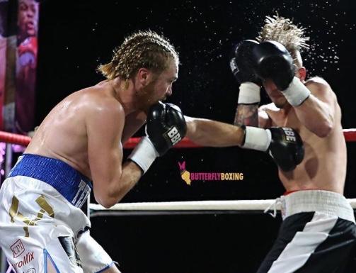 Boxing: Thurrock's Tey Lynn-Jones triumphs in Brentwood