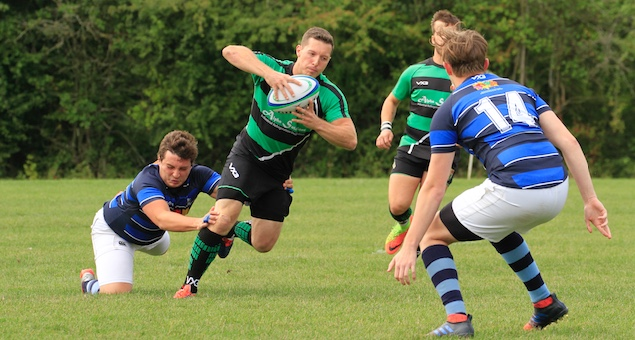 Rugby: Big learning curve for Thames